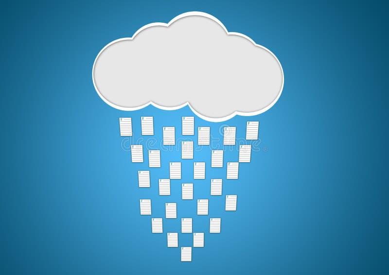Cloud Storage Stock Image