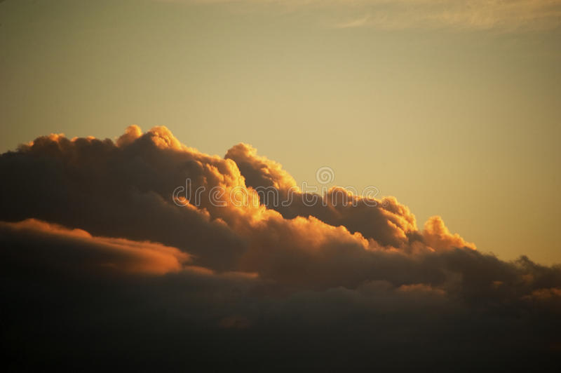 Download Cloud at sunrise stock image. Image of strength, glory - 39508541