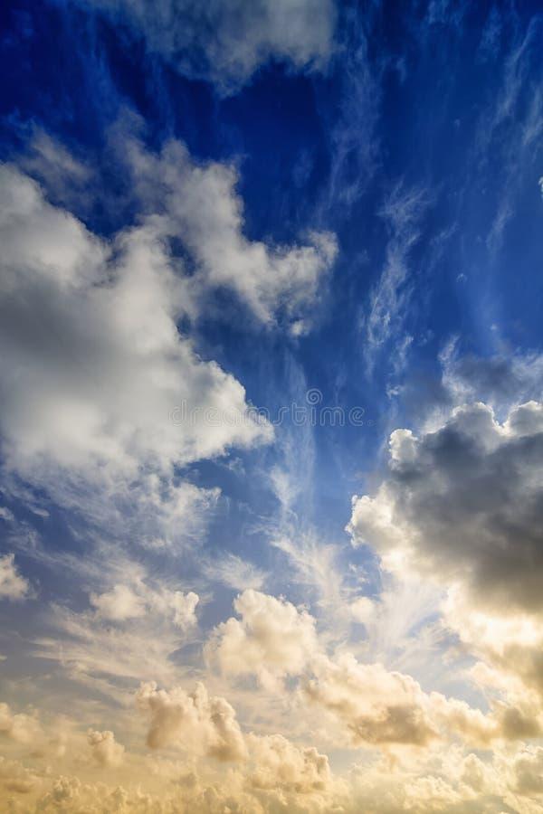 Download Cloud Sunset Sky stock image. Image of landscape, morning - 26497019