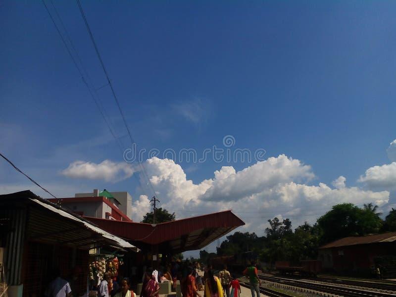 Cloudly photos libres de droits