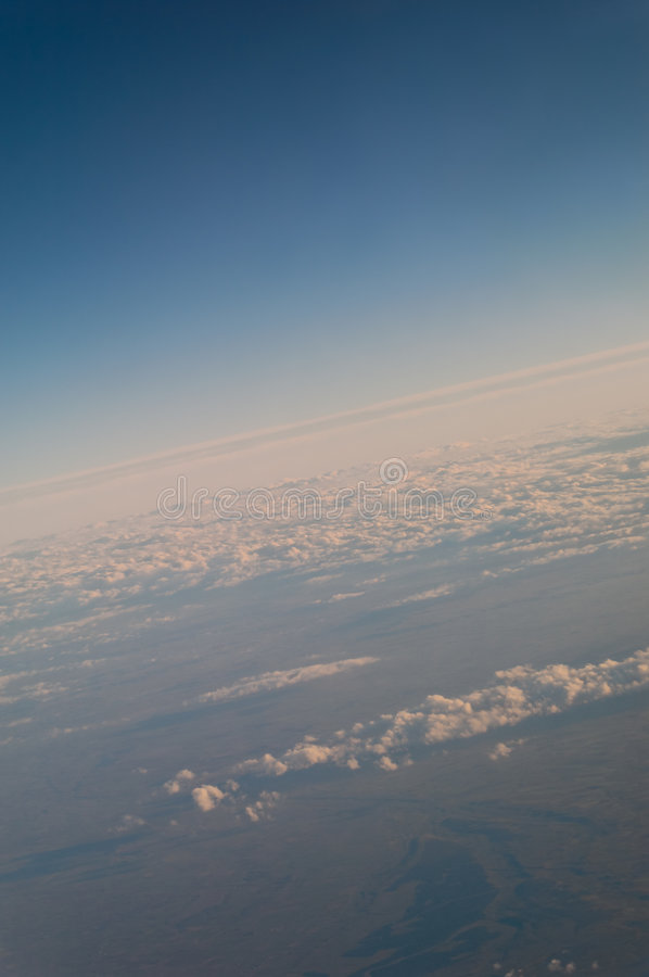 Download Clouds from 10000m stock photo. Image of space, earth - 4426734