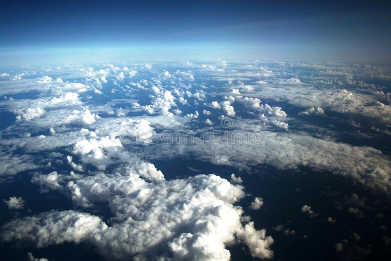 Download Clouds stock photo. Image of view, ocean, light, reflection - 10223286