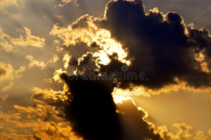 Clouds Free Stock Photography