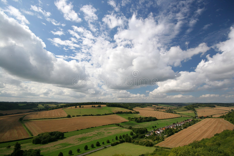 Download Clouds stock photo. Image of country, agriculture, cumulus - 1613014