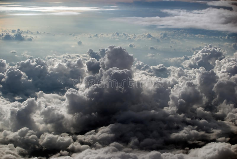 Download Clouds stock image. Image of blue, peaceful, atmosphere - 22636189