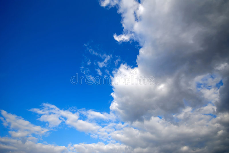 Download Clouds stock photo. Image of background, above, daylight - 2390556
