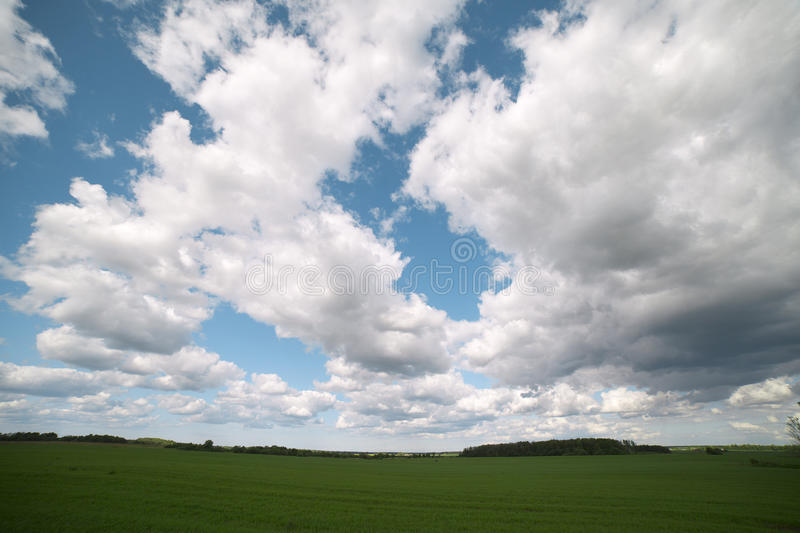 Download Clouds. stock image. Image of field, sunlight, agriculture - 25188449