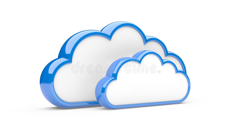 Download Clouds stock illustration. Image of nobody, cloud, clear - 26708804