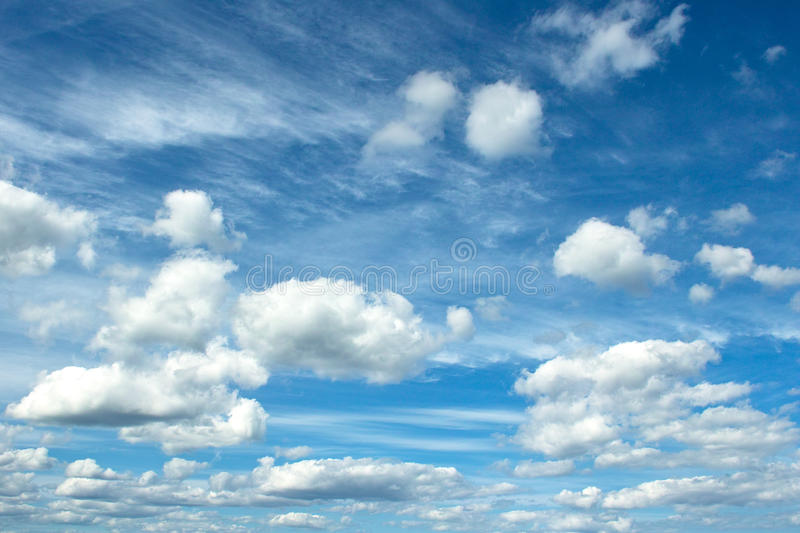 Download Clouds. stock photo. Image of open, image, clear, copy - 27867372