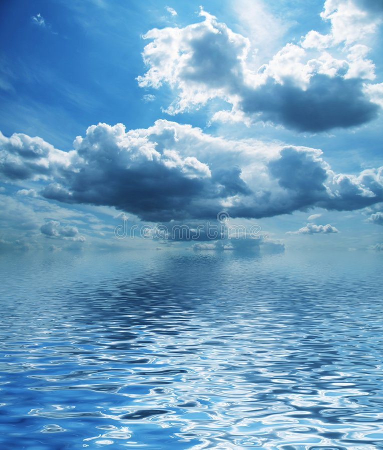 Download Clouds stock photo. Image of light, storm, blue, softday - 3630676