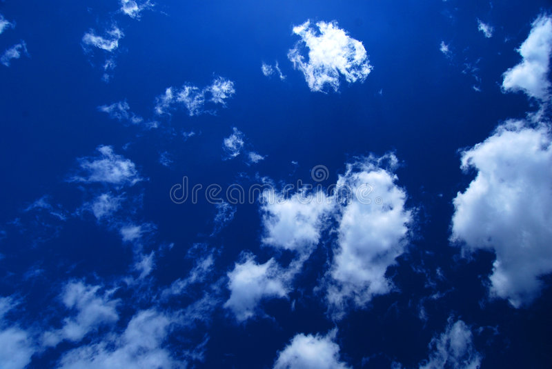 Download Clouds stock image. Image of cloudy, cloud, background - 5299949