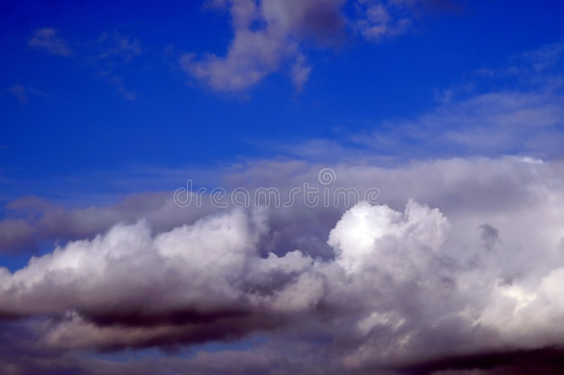 Clouds stock images