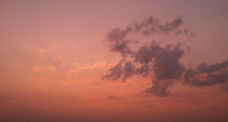 Download Clouds editorial stock image. Image of photography, sunset - 43563899