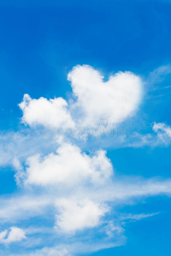 Download Clouds in the blue sky stock photo. Image of blue, cumulonimbus - 32134846