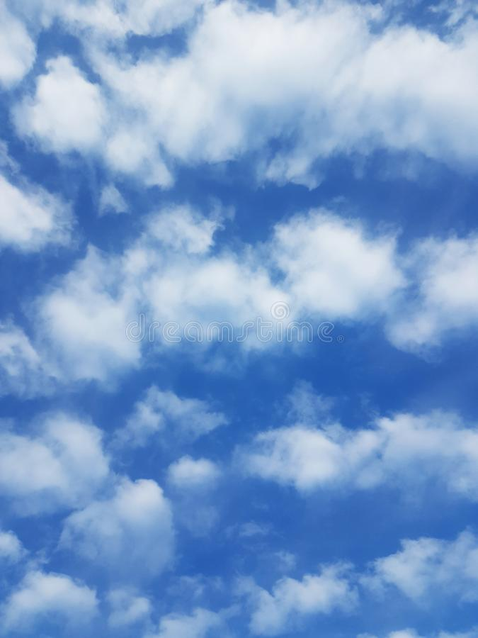 Clouds. Sku sky cloudy heaven air cape environment environmental stratosphere atmosphere climate vacation holidays weather background backdrop wallpaper nature royalty free stock images