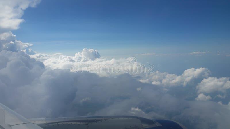 Clouds. stock photos