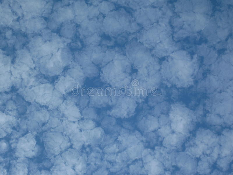 Clouds formation royalty free stock images