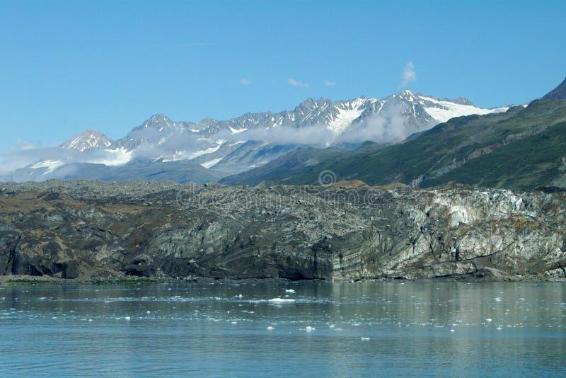 clouds glaciärprincerocks sound william arkivbild