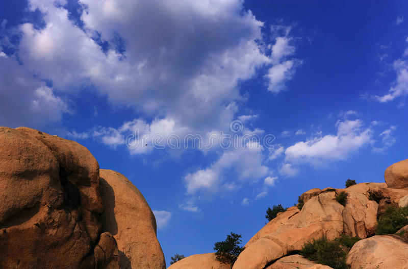 Download Clouds And Hill Under The Sunset Royalty Free Stock Photo - Image: 10846015