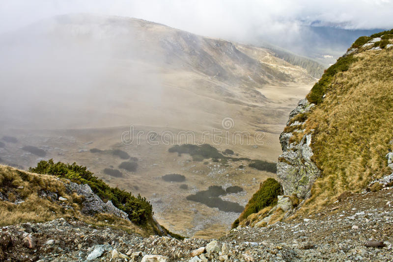 Download Clouds on mountains stock photo. Image of morning, early - 24012068