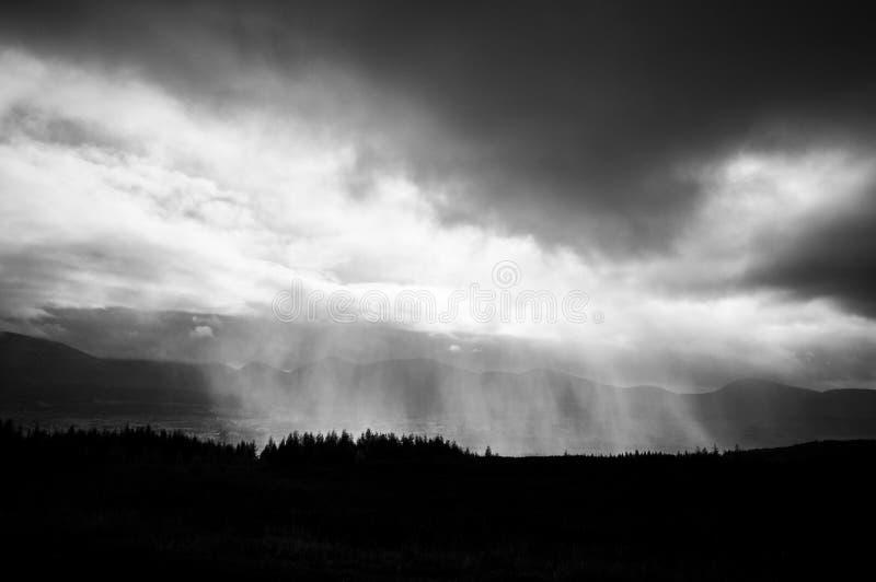 Clouds Over Landscape Free Public Domain Cc0 Image