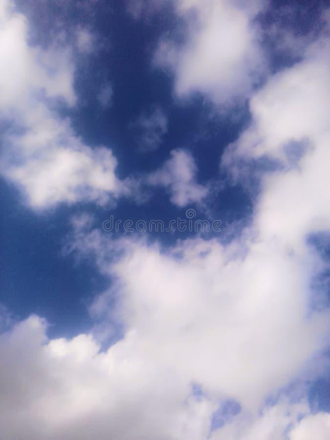clouds skies royaltyfri fotografi