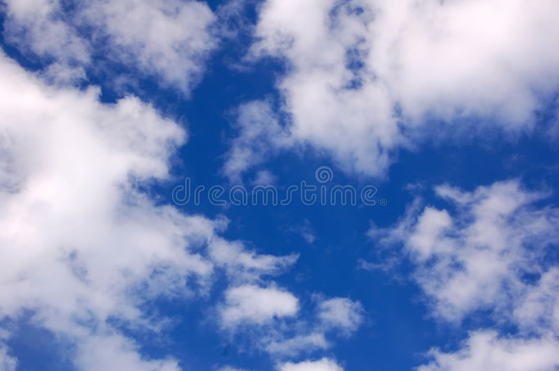 Clouds and sky stock photos