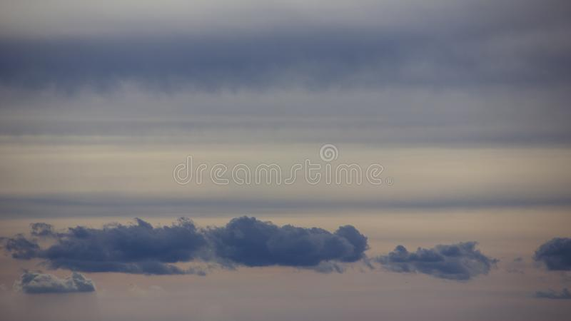 This is clouds royalty free stock photos