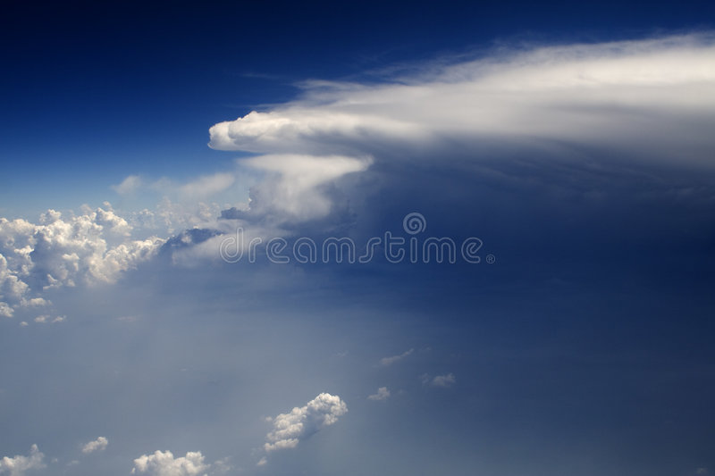 Download Clouds - View From Flight 139 Stock Photo - Image: 4808016