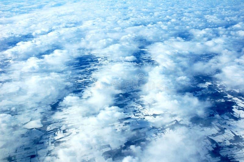 Clouds2 Stockbild