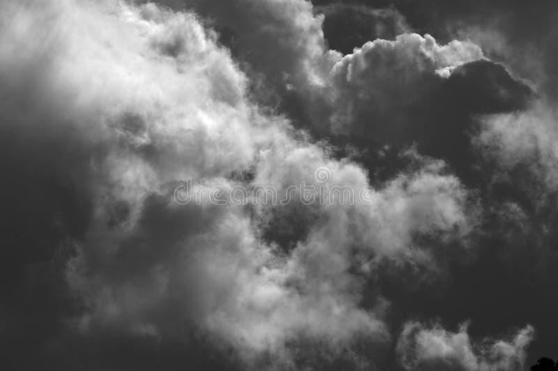Cloudsacpe foto de stock