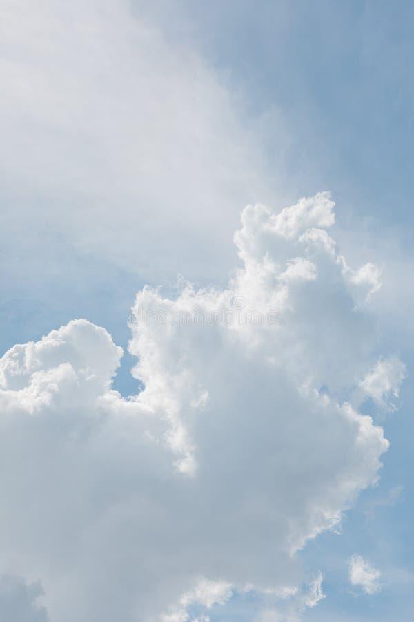 Cloudscape в лете стоковое фото rf