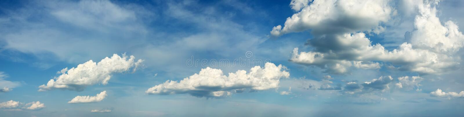 cloudscape obraz royalty free