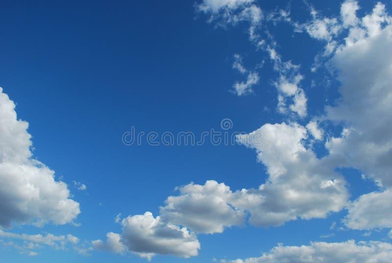 Cloudscape imagem de stock