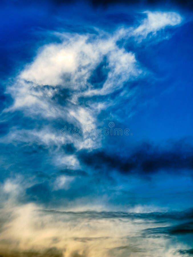 Cloudscape fotos de stock royalty free