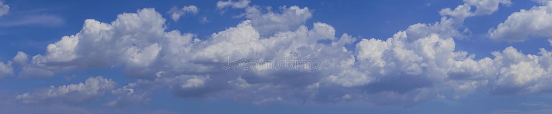 cloudscape royaltyfri bild