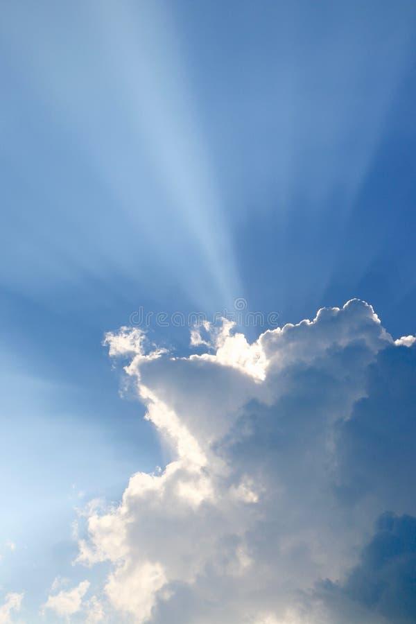 cloudscape stock afbeelding