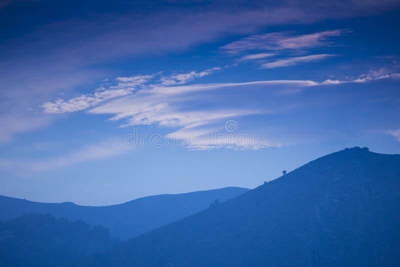 cloudscape 图库摄影