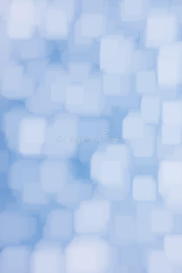 cloudscape abstrakcjonistyczny wzór ilustracja wektor