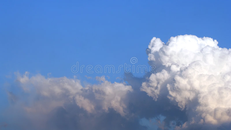 Download Cloudscape with Copy Space stock image. Image of beautiful - 7972773