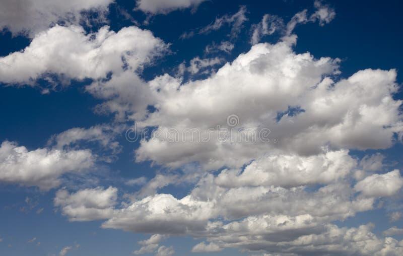Cloudscape espectacular fotos de archivo