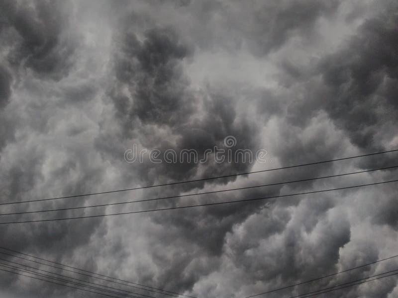 cloudy fotos de stock