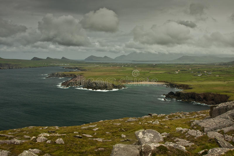 Download Cloudy Ireland Stock Photo - Image: 10353630