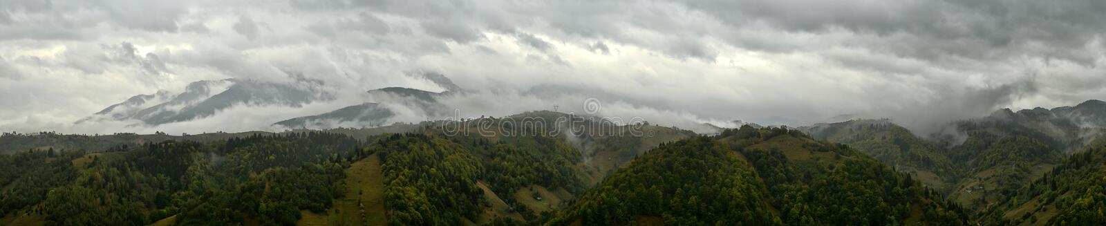 Download Cloudy mountains stock image. Image of outdoor, cloudy - 28411029