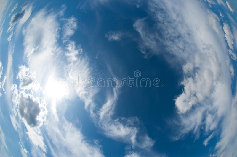 Download Cloudy sky stock photo. Image of clouds, natural, bright - 10871412