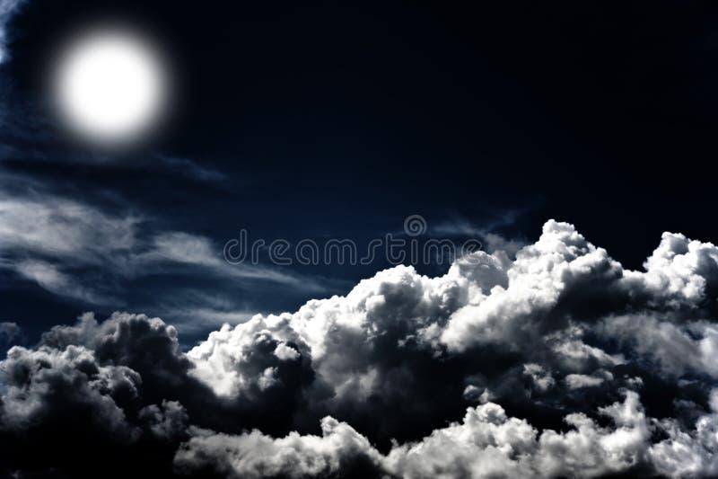 Download Cloudy sky stock image. Image of dreams, natural, dark - 19836089