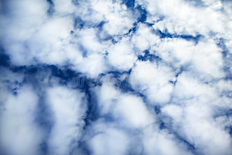 Cloudy sky royalty free stock photo