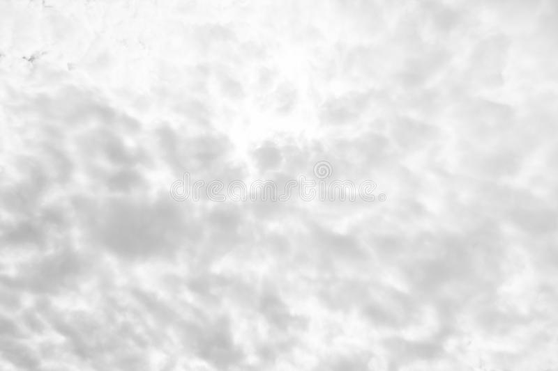 Cloudy sky weather forecast. Grey sky with clouds. Seems it is going to be rainy day. Cloudy sky background texture. Gloomy sky weather. Tips for more detailed royalty free stock image