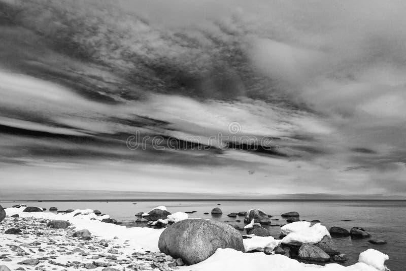 Cloudy Wetter lizenzfreies stockfoto