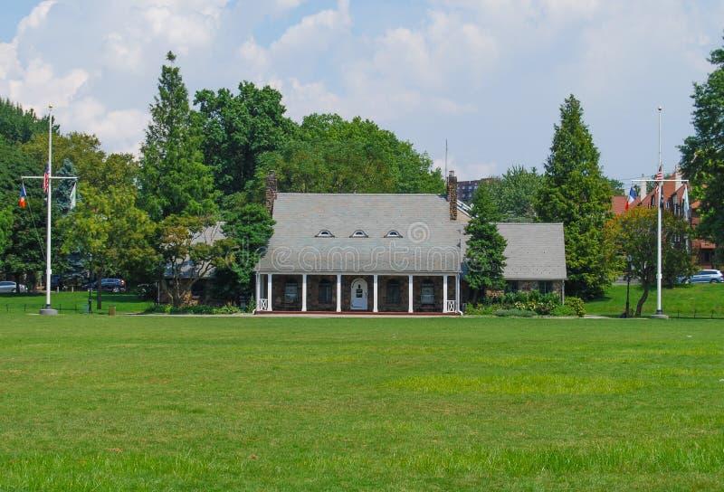 Clove Lakes Park House fotografie stock libere da diritti